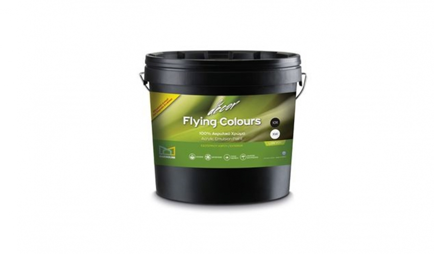 FLYING COLOURS EXTERIOR